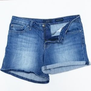 Jessica Simpson Forever Low Rise Jean Shorts Sz 29